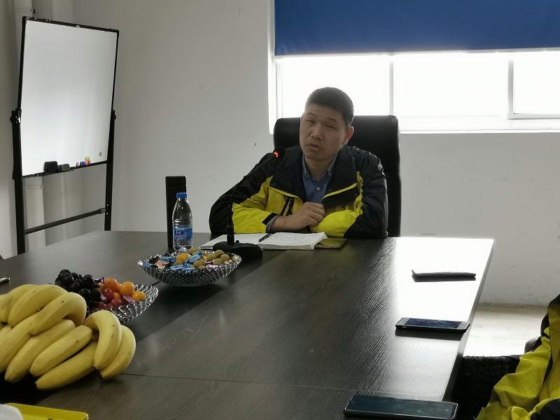 英吉总经理赵纪前